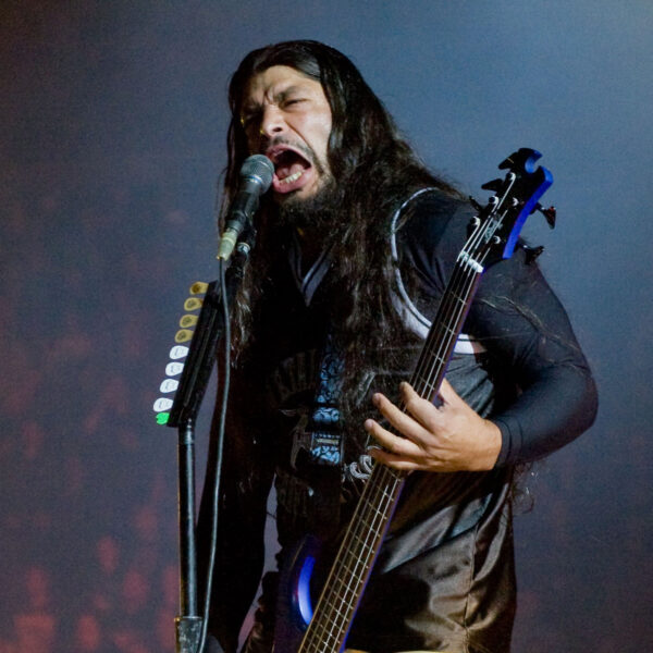 Rob Trujillo, Bassist, Metallica